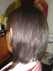 Ionic Wet Hair Relaxer At Ronda B Beauty