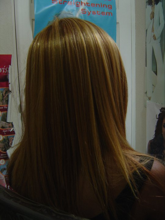 Fusion Hair Extensions At Ronda B Beauty