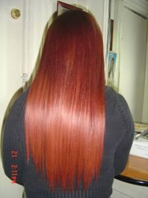Fusion Hair Extensions At Ronda B Beauty